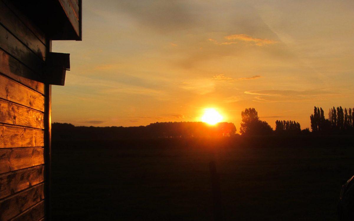 1 zonsopgang thuis